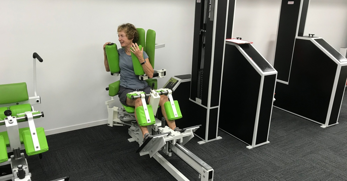 Gold Coast MedX Core Spinal System
