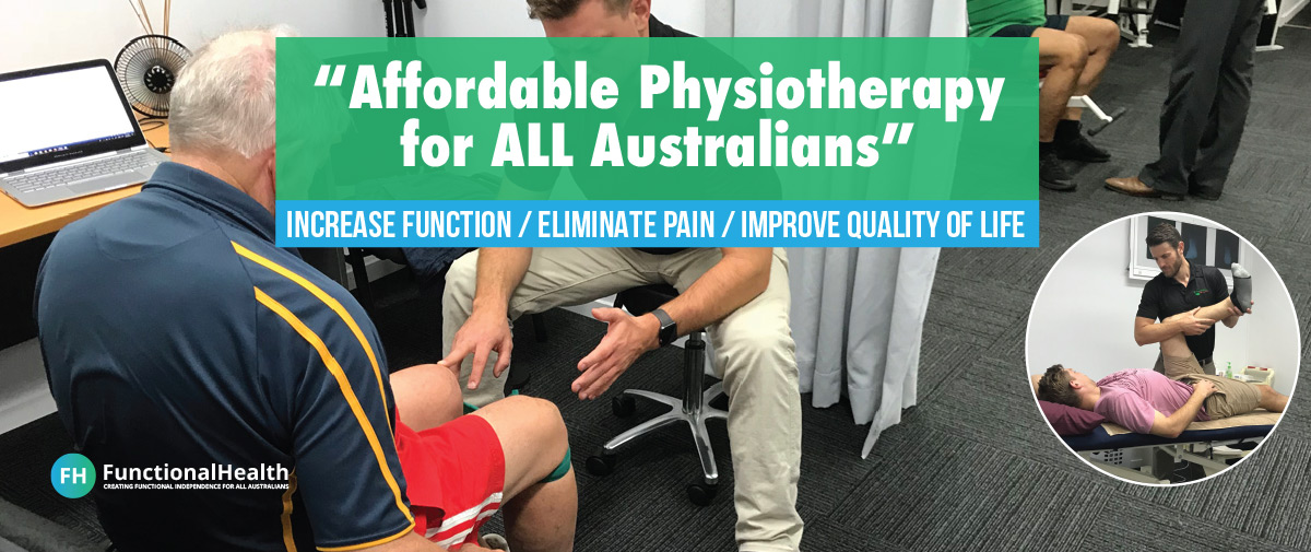 Affordable Physiotherapy for ALL Australians